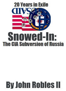 Snowed in and the CIA Ownership of Russia