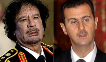 Assad more amenable to dialogue than Gaddafi