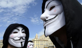 Anonymous speaks up
