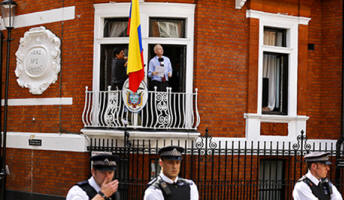 Assange extradition determined by the executive not courts – exclusive interview