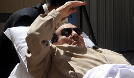 Mubarak retrial ordered amid spreading unrest in Egypt