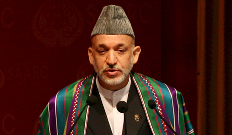 Karzai accuses US of collusion to destabilize Afghanistan
