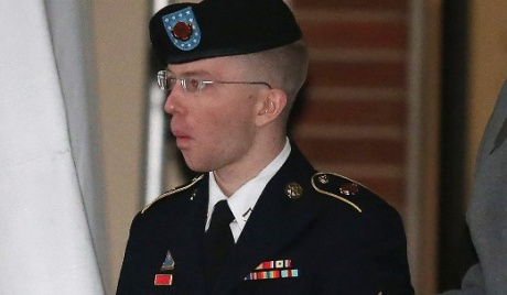 Manning pleads guilty to ten counts, Kangaroo Trial continues