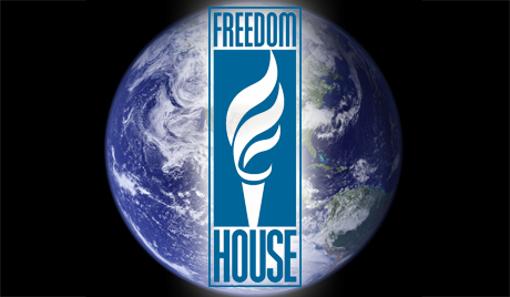Freedom House crackdown