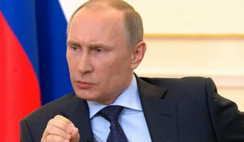 President Putin reacts as Kiev junta threatens Russian lives and squashes dissent